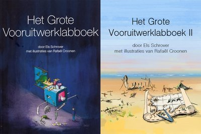 Het Grote Vooruitwerklabboek I en II