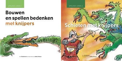 Spelend Leren 1 en 2 (knijperboekjes)