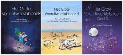 Het Grote Vooruitwerklabboek 1, 2 en 3
